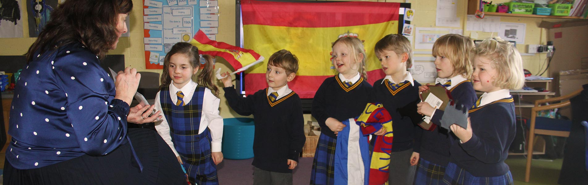 preprep modern foreign languages banner
